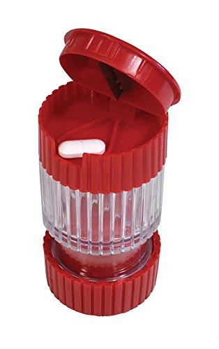 Aidapt VM927AB 3-in-1-Gerät zum Zerteilen, Zerdrücken, rot