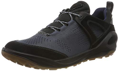 ECCO Herren Biom 2GO Sneaker, Blau (Black/Ombre 54975), 47 EU