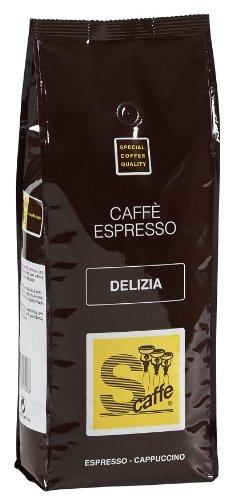 Schreyögg Kaffee Delizia Bohnen, 1er Pack (1 x 1 kg)