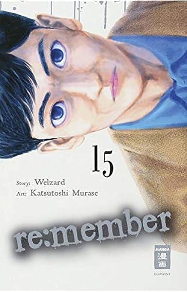 Egmont Manga Deutsche Ausgabe re:member Band 17