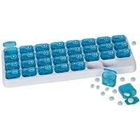 Pillendose für einen Monat (31Tage) mit Deckel, Medikamentenspender preisvergleich bei billige-tabletten.eu