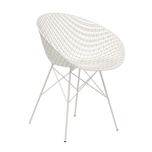 Kartell - Chaise Matrix (Blanc)