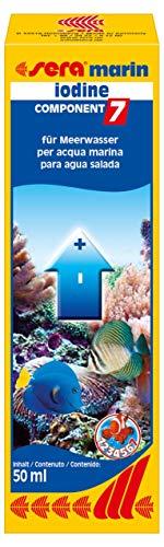 Sera Für gesundes, farbenprächtiges Wachstum der Korallen und Niederen Tiere auch in kleinen Aquarien