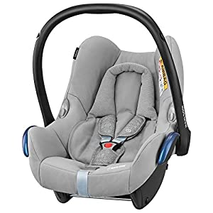 Maxi-Cosi FamilyFix ISOFIX Base Suitable for CabrioFix with Baby Car Seat, Nomad Grey   9