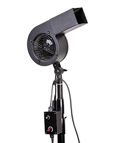 'Bresser FS-02Windy Wind Machine 2600u.p.m Noir