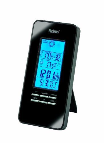 Mebus Funk-Wetterstation mit Wetterprognose