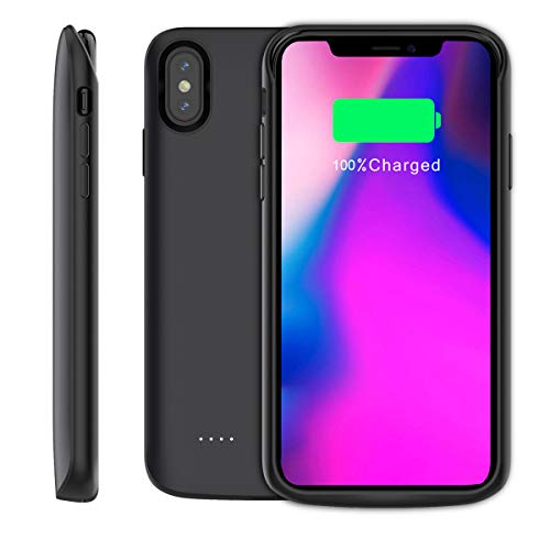 Cover Batteria per iPhone XS Max 6000 mAh
