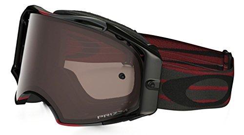 Oakley Airbrake MX Cross occhiali Nemesis Red Gunmetal-Prizm MX Black - Gunmetal Moda