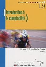 Introduction à la comptabilité DGC 9 de Ariane Chargueraud