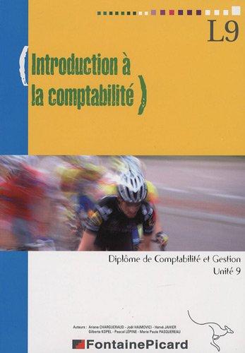 Introduction à la comptabilité DGC 9 par Ariane Chargueraud, Joël Haimovici, Hervé Jahier, Gilberte Kopel, Collectif
