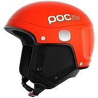 POC POCito Light Helmet - Casco de esquí unisex, color naranja, talla M-L