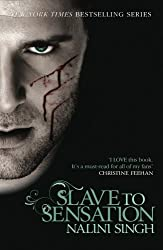Slave to Sensation: The Psy-Changeling Series