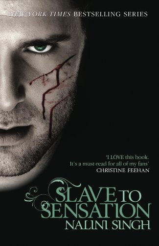 Slave to Sensation: Book 1 (PSY-CHANGELING SERIES)