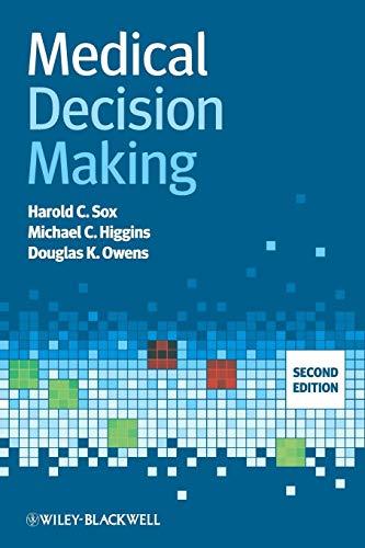 Medical Decision Making 2e