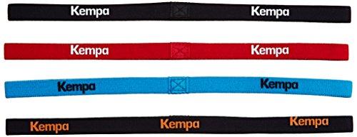 Kempa 200504801 Fascia, Blu (Blu/Nero/Rosso/Bianco), Unica