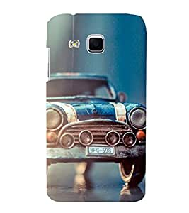 Vizagbeats old car blue Back Case Cover for Samsung Galaxy J2 2016 Edition