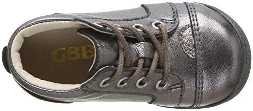 GBB Nicole, Chaussures Premiers Pas Bébé Fille Rose (17 Vte Bois De Rose Dpf/Kezia)