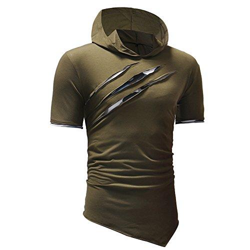 Zoom IMG-3 maglietta uomo maglia manica corte