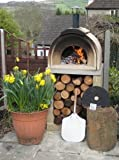 Vitcas Traditional Outdoor Wood Fired Pizza Oven - Casa