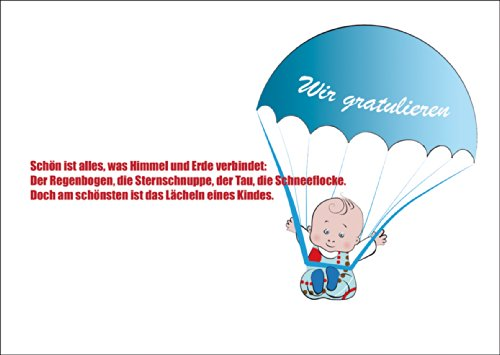 tolle-jungen-babykarte-glckwunschkarte-zur-geburt-mit-fallschirm-springendem-baby-boy-wir-gratuliere