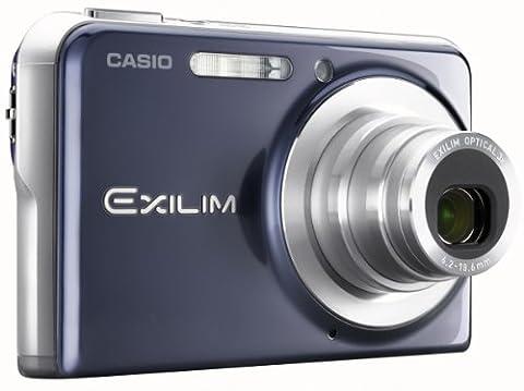 Casio EXILIM EX-S770 Digitalkamera (7 Megapixel) in dunkelblau