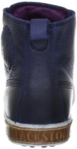 Blackstone Herren 6 inch Worker ON Foxing Gymnastikschuhe Blau (Indigo)