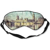 Eye Mask Eyeshade Scenery Big Ben Sleeping Mask Blindfold Eyepatch Adjustable Head Strap preisvergleich bei billige-tabletten.eu