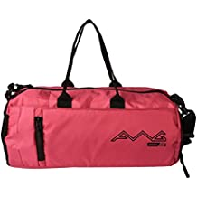 AWG - All Weather Gear 10 Litres Sport Polyester Pink Duffle Gym Bag