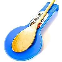 Posa cucharas base reposa cuchara en plástico varios colores cocina casa hogar