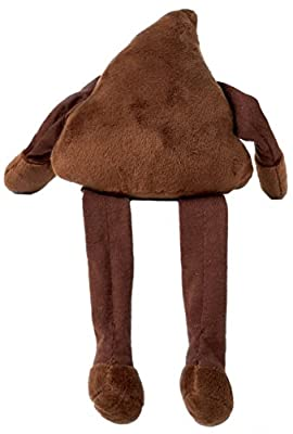 Poo emoji Shelf Buddy - Super Soft, Super Cuddly buddy also known as Smiling Poop. This is a large emoji or emoticon from Love Bomb Cushions