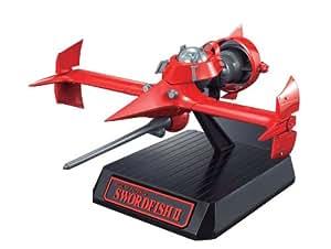 "Bandai Tamashii Nations Px-05Mono Racer Swordfish II ""Cowboy Bebop"" Soul of Chogokin Action Figure"