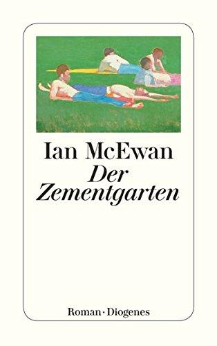 Buchseite und Rezensionen zu 'Der Zementgarten' von Ian McEwan