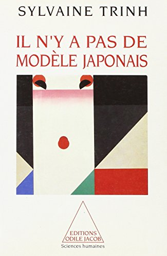 Il n'y a pas de modèle japonais par Sylvaine Trinh