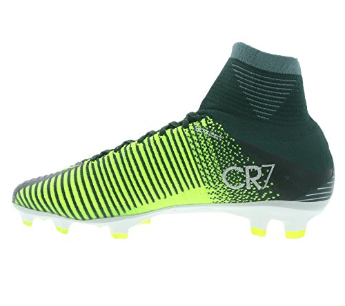 Nike 852511-376, Chaussures de Football Homme Vert