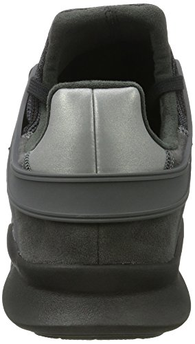 adidas Equipment Support Advanced, Sneakers Basses Homme, Bianco Noir (Core Black/utility Black/dgh Solid Grey)