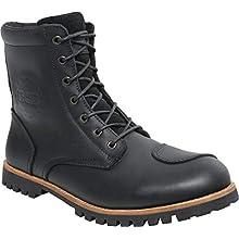 IXS Classic Shoe Oiled Leather Black 46