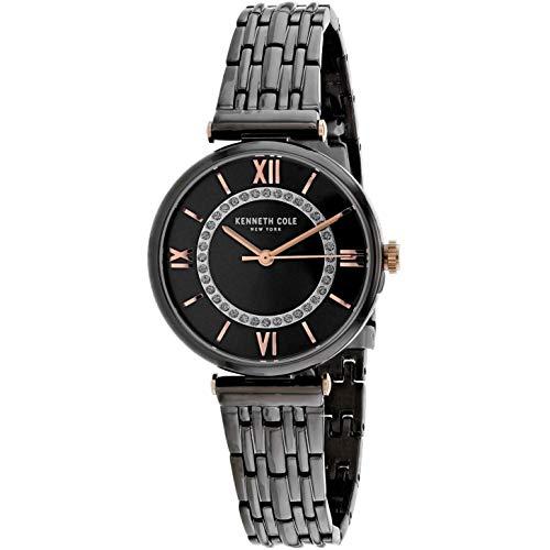 Kenneth Cole Classic Reloj de Mujer Cuarzo 31mm Correa de Acero KC50260006