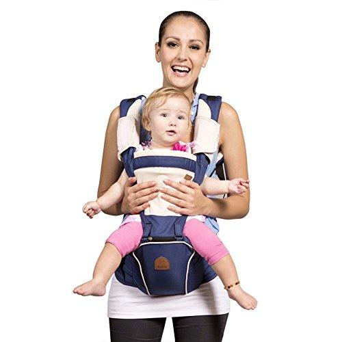 highdas-infantile-support-sling-2-en-1-hipseat-porte-bb-ventraux-et-dorsal-bleu-marine