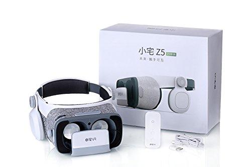morjava bobovr Z53D VR Headset mit Daydream Gamepad fov120IPD Focus verstellbar für Smartphones