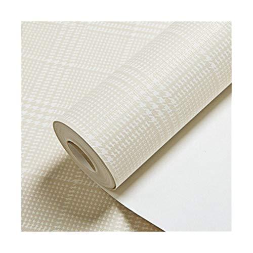 Moderno minimalista astratto,Semplice perla a righe plaid...