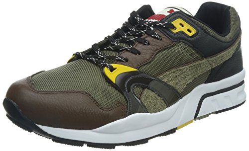 Puma Trinomic XT1 PLUS Winter Sycamore Black Braun / Oliv