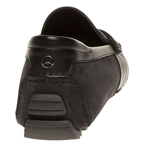 Boss Driver Moc Homme Chaussures Noir Noir