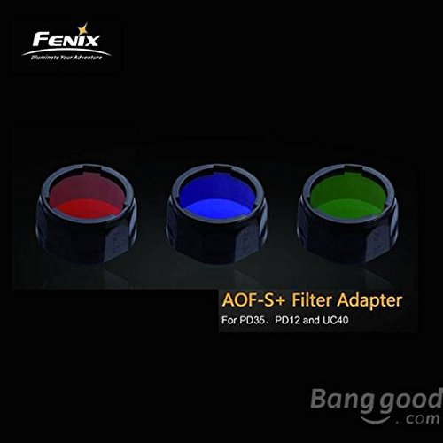 bazaar-fenix-aof-s-filter-adapter-rot-blau-grun-fur-pd35-pd12-uc40