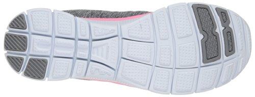 Skechers - Flex AppealNext Generation, pantofole da donna Grigio (Grau (GYPK)