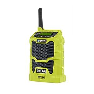 Ryobi R18R-0 ONE+ Bluetooth Radio (Bare unit)