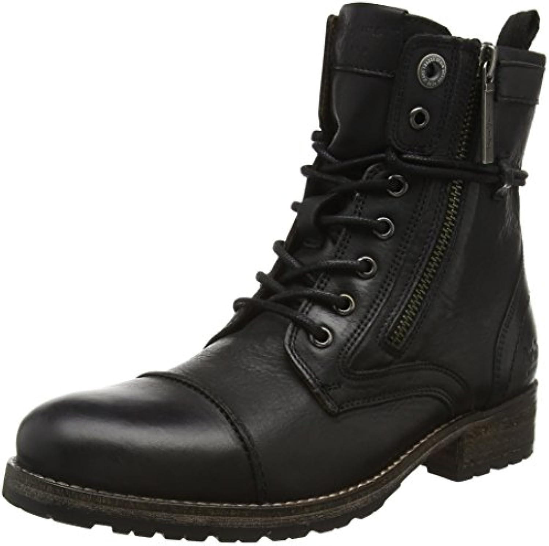 Pepe Jeans Melting, Desert Boots Femme, Noir (999Black), 36 36 (999Black), EUB01EWFU1IEParent 9b790a