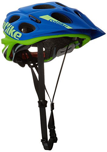 Catlike Leaf 2C Casco de Ciclismo, Verde (Green Blue), MD