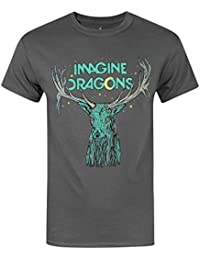 Hommes - Official - Imagine Dragons - T-Shirt