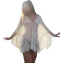 Bikini Cubrir mujer, ❤ Amlaiworld Trajes de Baño Cubrir mujer Vestido mujer Sexy Verano
