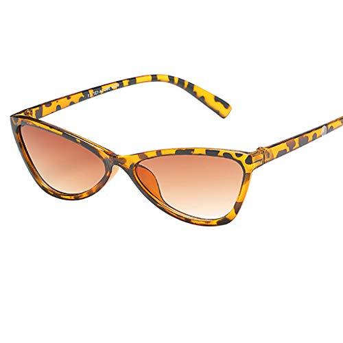 Igemy Europäische und Amerikanische Beliebte Katzenaugen Sonnenbrille (E)